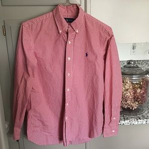 Polo Ralph Lauren Classic Fit Gingham Shirt M